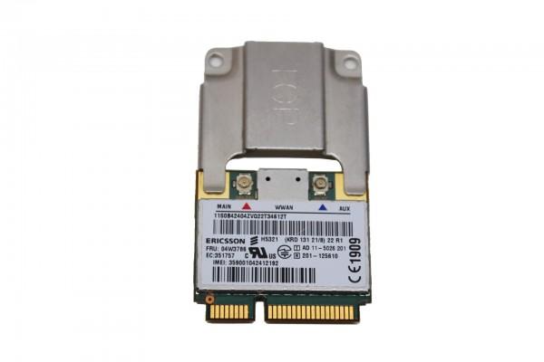 Lenovo ThinkPad Ericsson WWAN Modul H5321 FRU: 60Y3297 für T430 s uvm.