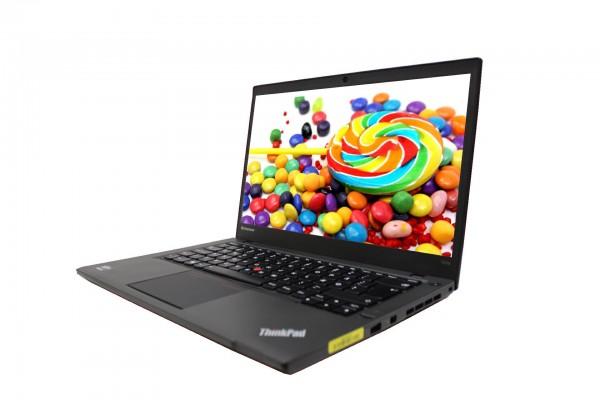Lenovo ThinkPad T431s Intel Core i5-3337M 1,8GHz 4GB RAM 140GB HDD HD+ Win10Pro Webcam Fpr