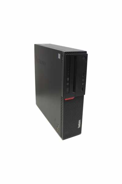 Lenovo ThinkCentre M720s Intel Core i7-8700 3,2GHz 8GB RAM 256GB SSD DVD-RW SFF