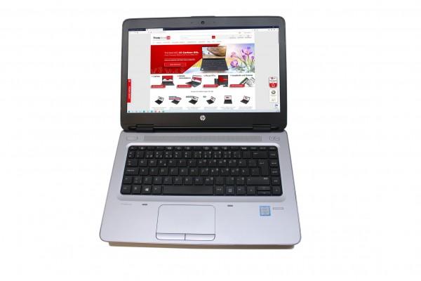 HP Probook 640 G2 i5-6200U 2,3GHz 8GB RAM 128GB SSD Windows10 Bluetooth Webcam