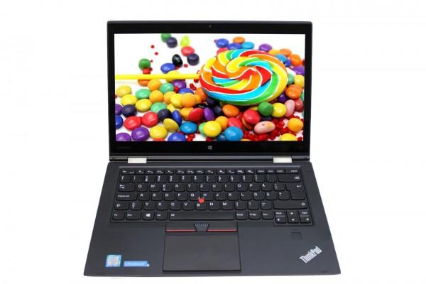 Lenovo Thinkpad X1 Yoga 2nd (black) Convertible i7-7600U 2,8GHz 16GB 512GB SSD Touch FHD IPS