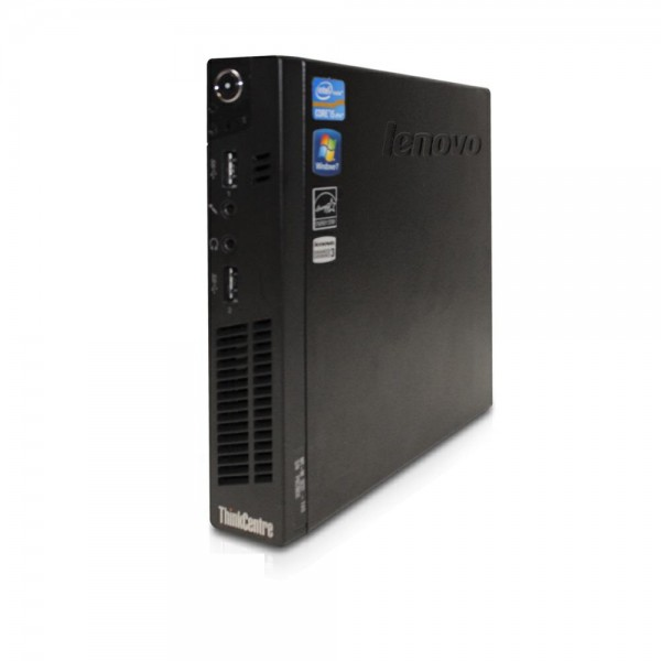Lenovo ThinkCentre M93p Tiny Intel Core i5 4570T 2.9 GHz, 8GB Ram 500 GB HDD Windows 10