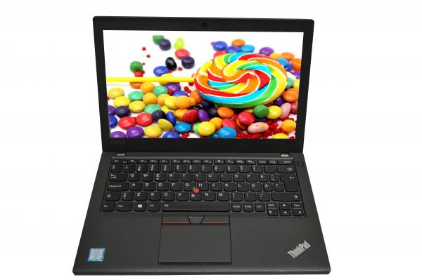 """Lenovo ThinkPad X260 12,5"""" i5-6300U 2,4GHz 8GB 500GB HDD Webcam Backlit kb"""