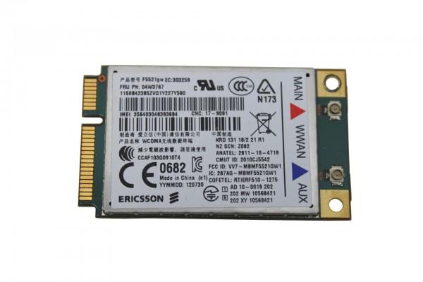 Lenovo UMTS WWAN Ericsson F5521gw T420 T520 X220 L420 L520 W520 60Y3279 04W3767