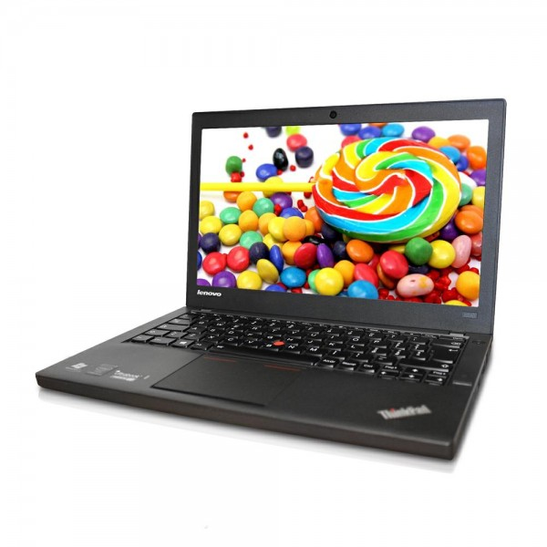Lenovo ThinkPad X250 Core i7 5600U 2,6 GHz 8 GB RAM 180 GB Fingerprint