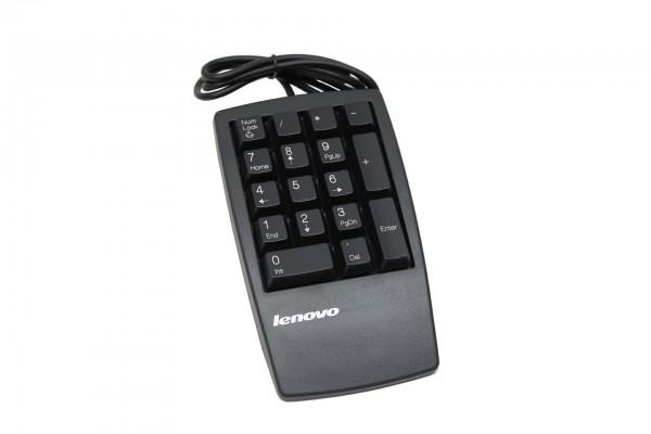 Lenovo Numerischer ThinkPad USB-Tastenblock / USB Numeric Keypad 33L3225 NEU mit 1m USB-Kabel