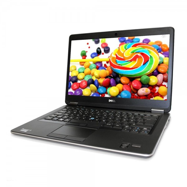 "Dell Latitude E7440 14"" FHD IPS Core i5 16GB 128 GB SSD Ohne Akku!!!"