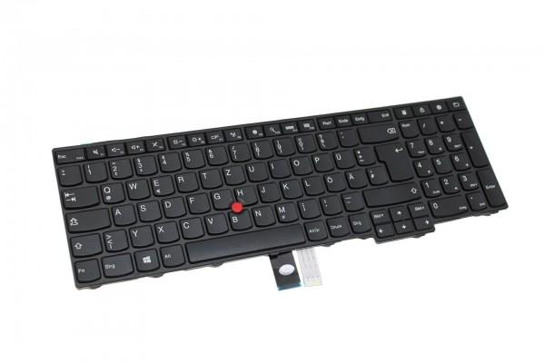 Lenovo ThinkPad L540 T540 W540 L550 L560 L570 T540p T550 T560 T570 W541 QWERTZ DE Tastatur