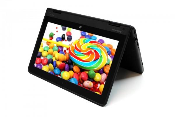 Lenovo Yoga 11e Convertible Intel 1.83 GHz 4 GB RAM 128 GB SSD IPS Touchscreen Webcam HDMI