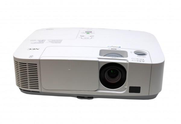 Beamer NEC NP-P451W LCD-Projektor thinkstore24 Front