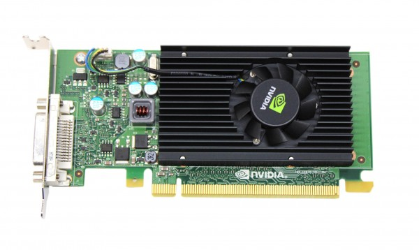 nvidia NVS 315 Grafikkarte DMS-59 Anschluss ohne Adaper Low Profile