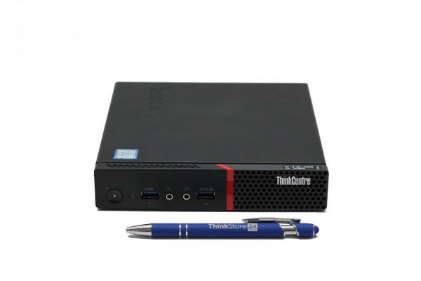 Lenovo ThinkCentre M900 Tiny Intel Core i5-6500T 2.5 GHz 8GB Ram  SSD-Festplatte W10 thinkstore24.de