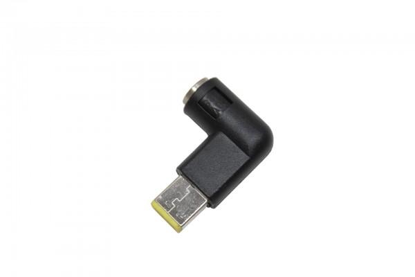 Lenovo ThinkPad AC Ladegerät Netzteil Adapter Carbon Konverter Anschluss Round Tip zu Slim Tip