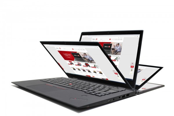 Lenovo Thinkpad X1 Yoga 3. Gen. Convertible i5-8350U 1,7GHz 16GB 256SSD Touchscreen FHD kb