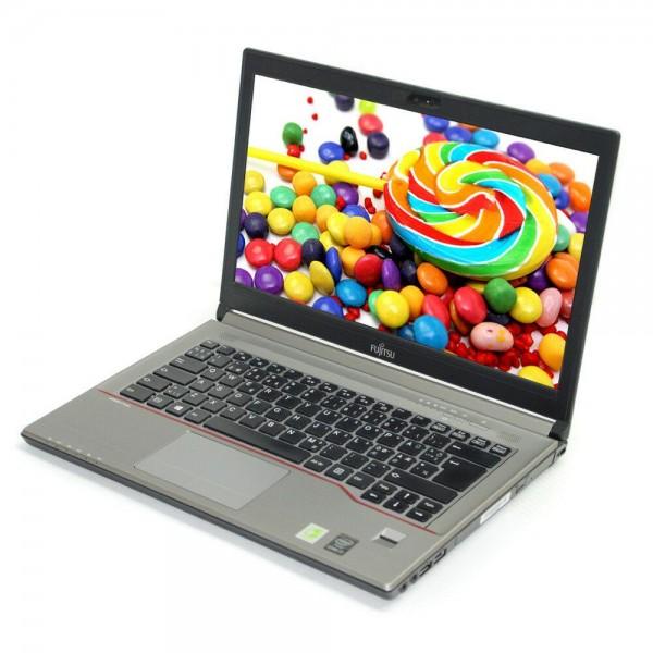 Fujitsu Lifebook E744 i7 4702MQ 2,2 Ghz 8Gb 320 Gb HDD HD+ 1600x900