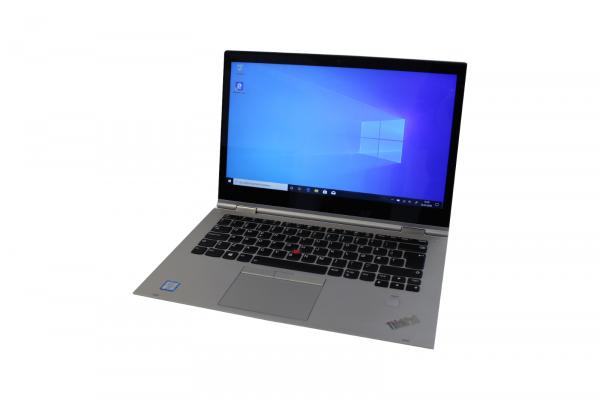 Lenovo Thinkpad X1 Yoga 2nd (silber) Convertible i5-7300U 2,6GHz 16GB 256GB SSD Touch FHD IP