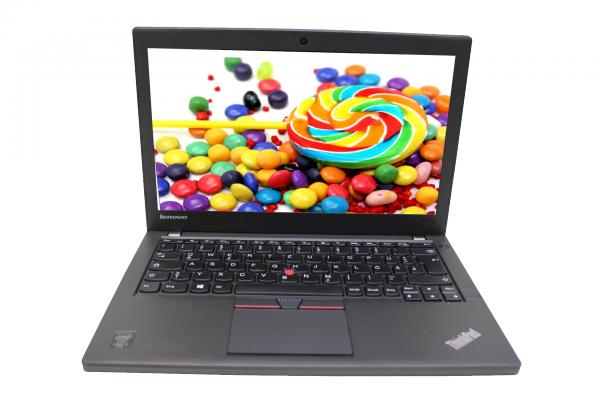 Ware A- Lenovo ThinkPad X250 Core i5 5300U 2,3 GHz 8 GB RAM 128 GB Backlit IPS