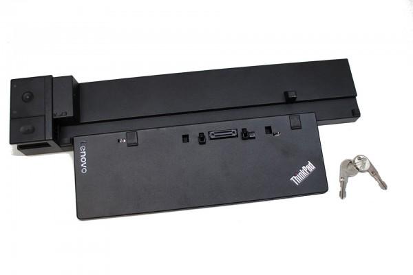 NEU Lenovo Thinkpad Workstation Dock Type 40A5 P50, P51, P70, P71 mit Schlüssel / Netzteil / Netzkab