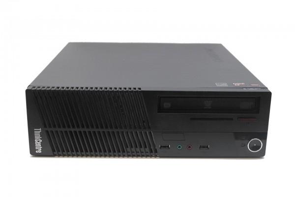 Lenovo ThinkCentre M79 AMD A8 PRO-6500 3,5 GHz 8GB RAM 500GB HDD DVD-RW SFF 2015 Win10