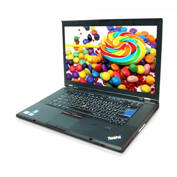 Lenovo ThinkPad W520 i7 2620M 4 GB RAM 320HDD DVD-RW FHD NVidia 1000M Fingerprint