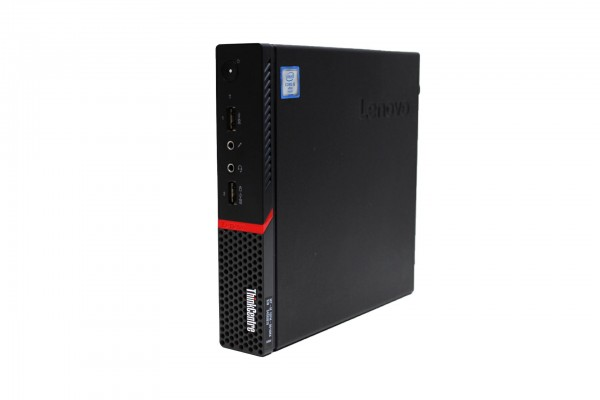 Lenovo ThinkCentre M710q Tiny Intel i5-7400T 2.4 GHz 8GB RAM Festplatte konfigurierbar HDD SSD W10