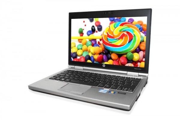 HP Elitebook 2570p i5 3th. 8GB 500GB HDD Windows10 1366x768 Bluetooth b