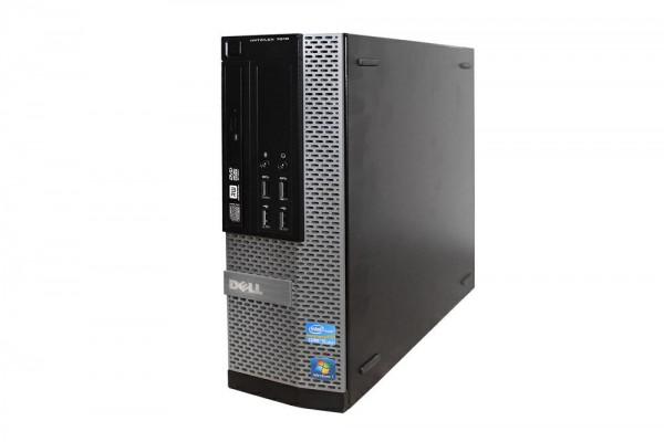 Dell Optiplex 7010 USFF Intel Core i7 3770s 3,1GHz 8GB RAM 320GB HDD DVD-RW