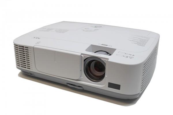 Beamer NEC NP-M311W LCD-Projektor thinkstore24 Front