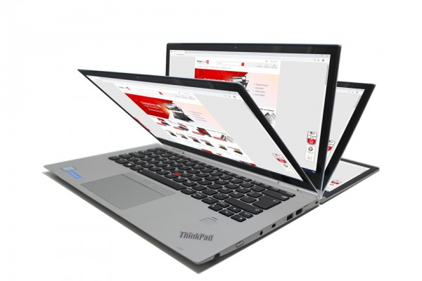 Lenovo Thinkpad X1 Yoga 2nd Convertible i5-7300U 2,6GHz 16GB 256GB SSD Touch IPS Silber f