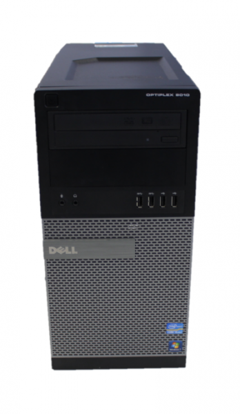 Dell Optiplex 9020 MT Intel Core i7 4770 3,4GHz 4GB RAM 250GB HDD DVD-RW