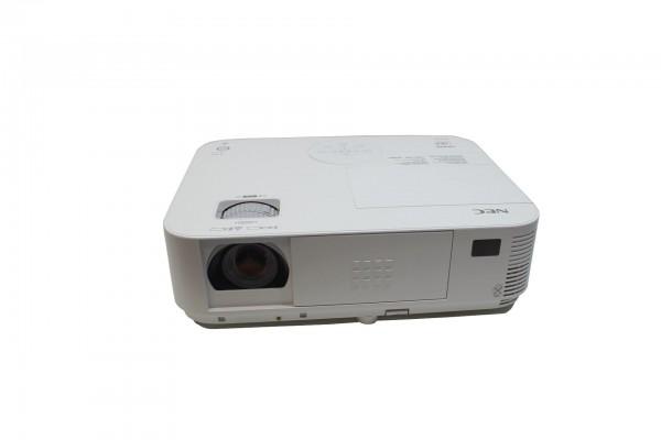 Beamer NEC NP-M322W portable projector 3200 Lumen 10000:1 Kontrast ohne Fernbedienung