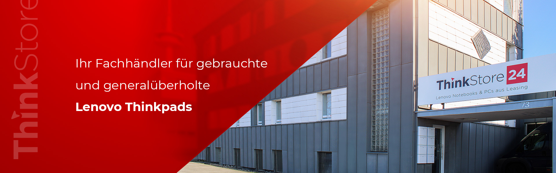 Firmengebäude Thinkstore24.de