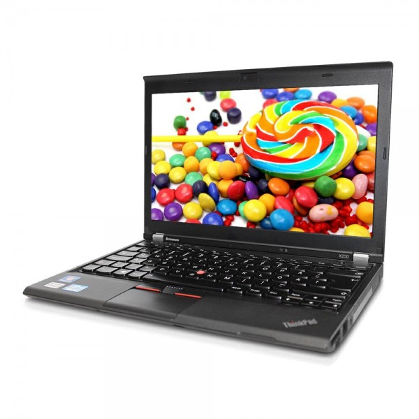 "Lenovo ThinkPad X250 12,5"" Core i5 8 GB RAM 192 GB SSD HD DE-Tastatur"