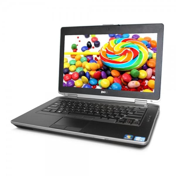 Dell Latitude E6420 Core i5-2430M 8GB RAM 128GB SSD 1600x900 DVD-RW Cam NVidia Grafik foliert