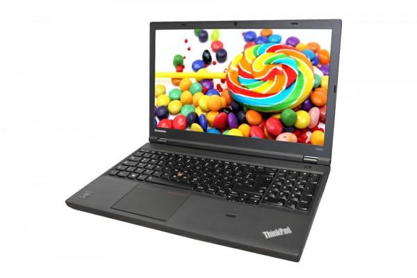 "Lenovo ThinkPad P50 15,6"" i7-6820HQ 16GB 256GB SSD NVidia Quadro M1000M 3840x2160 IPS Colorimeter k"