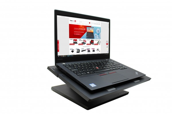 Höhenverstellbarer Lenovo Notebook Stand Laptop Ständer neigbar schwenkbar 4XF0H70605