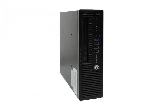 HP EliteDesk 800 G1 USDT Core i5 4590s 3.0 GHz 8GB 500GB DVDRW 2x DisplayPort VGA Radeon 7650A